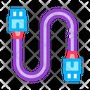 Electronic Cord Icon