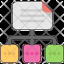Data Storage Digital Icon