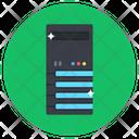 Electronic Dataserver Datacenter Dataserver Storage Icon