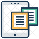 Electronic documents Icon