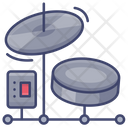 Electronic Drum Icon
