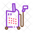 Electronic Equipment Depilation Icon