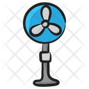 Electronic Fan Icon