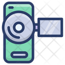 Electronic Handycam Icon