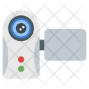 Electronic Handycam Camera Icon