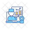 Electronic Record Ehr Icon