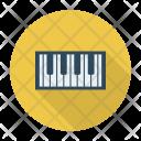 Electronic keyboard Icon