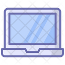 Electronic Laptop Icon