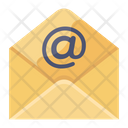 Electronic Mail Email Open Message Icon