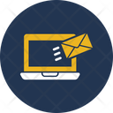 Electronic Marketing Email Email Campaigns Icon