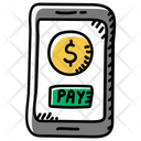 Electronic Payment Billpay Pay Online Icon
