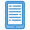 Electronic reader Icon