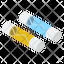 Electronic Resistor Icon