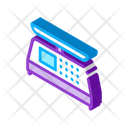 Graphic Digital Display Icon