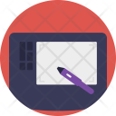 Electronic Sketching Icon
