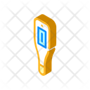 Electronic Medical Thermometer Icon
