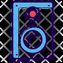Electronic Volume Speaker Icon