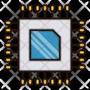 Electronics Engineering Chip Icon