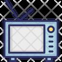 Electronics Retro Tv Tv Icon