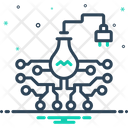 Electronic Technology Circuits Icon