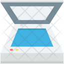 Electronics Image Scanner Icon