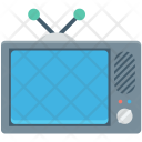 Electronics Retro Tv Icon