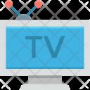 Electronics Technology Tv Icon