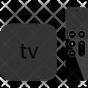 Electronics Apple Tv Icon