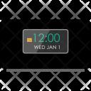 Electronics Alarm Time Icon