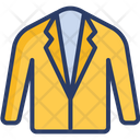Clothes Fashion Jacket Icon