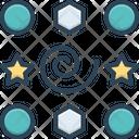Elements Inwardness Part Icon