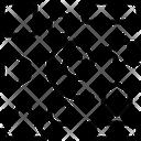 Elements Inwardness Geometric Icon