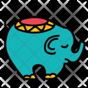 Elephant Toy Icon