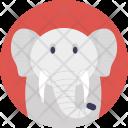 Elephant Mammal Large Icon