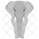Elephant Mastodon Boar Icon