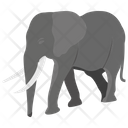 Animal Elephant Fighter Animal Icon