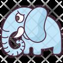 Animal Elephant Wild Animal Icon