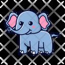 Elephant India Religion Icon