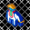 Elephant Excursions Animal Icon