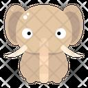 Elephant Animal Holy Icon