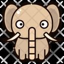 Elephant Holy Animal Icon