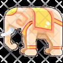 Elephant Thailand Animal Animal Icon