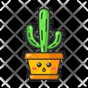 Elephant Cactus Pringlei Icon