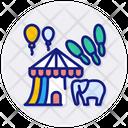 Elephant Fair Icon
