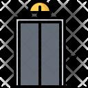 Elevator Apartment Key Icon