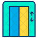 Lift Elevator Up Down Icon