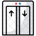 Elevator Lift Direction Icon