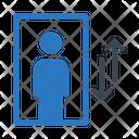 Lift Elevator Passenger Icon