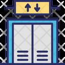 Elevator Elevator Door Lift Icon