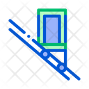 Public Transport Inclined Icon